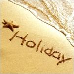 Wir machen Urlaub!